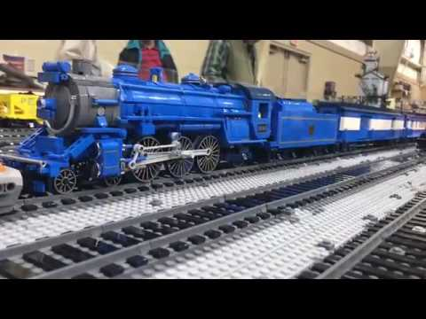 Lebanon Train Show 2017 VLOG