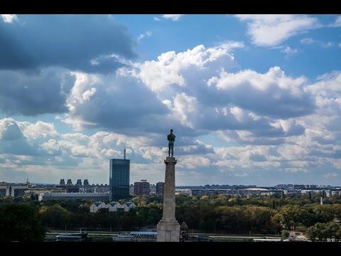 City Break in Belgrade, Serbia