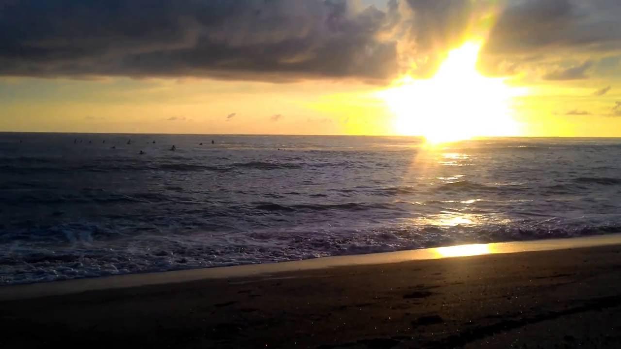 Crystal Beach Resort Zambales Sunset