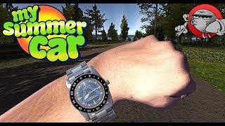 My Summer Car - ДРАКА ЗА ЧАСЫ (Обновление)