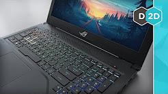 ASUS GL503 ROG Strix - Best Gaming Laptop Screen for $1000