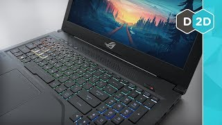 ASUS GL503 ROG Strix - Best Gaming Laptop Screen for $1000