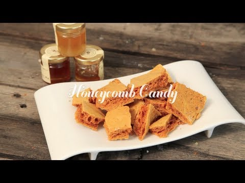 How to Make Honeycomb Candy (So Easy! So Science Experiment-y!)