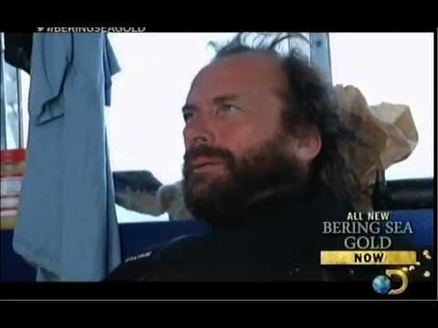 Vernon goes berzerk on Bering Sea Gold