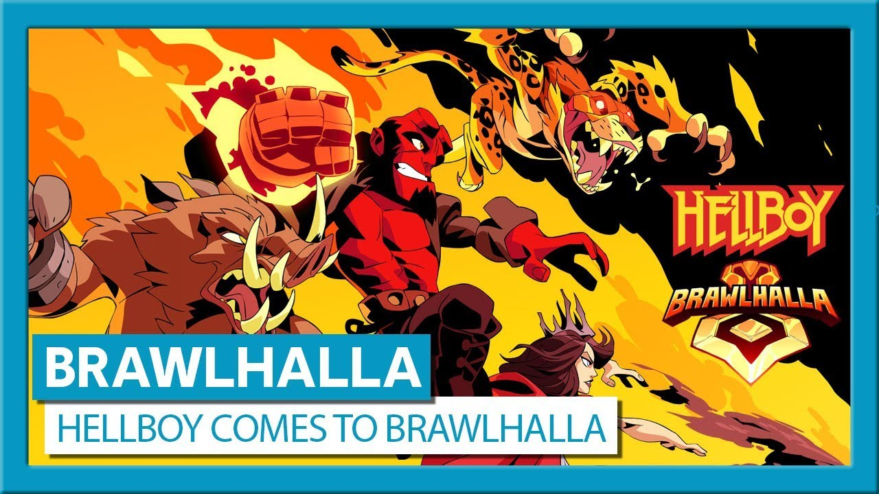 Brawlhalla's Special Two-Week Hellboy Event Now Live - Xbox