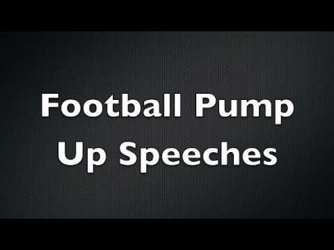 Football Pump Up Speeches Youtube