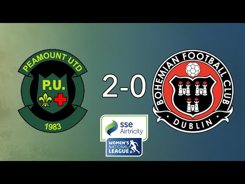 HIGHLIGHTS   Peamount United 2-0 Bohemians