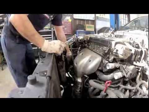 2002 Hyundai Elantra 20L Engine Replacement - YouTube