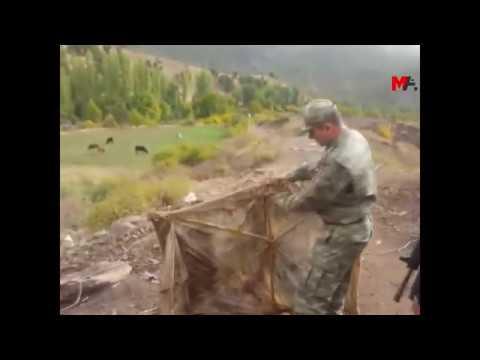 Asker HPG'nin mesajını okudu: La çekme reklamları olur!