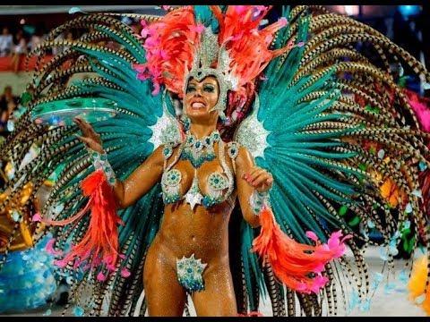 brazil carnival rio de janeiro 2018 youtube