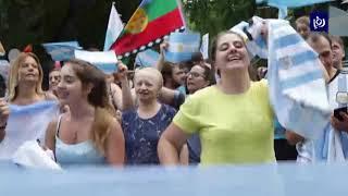 الأرجنتين.. احتجاجات ضد استخدام مواد كيميائية في التعدين - (30/12/2019)