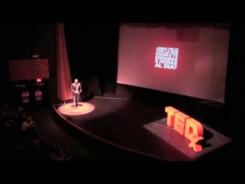 Estado mental creativo: Juan Manuel Koenig at TEDxPenas