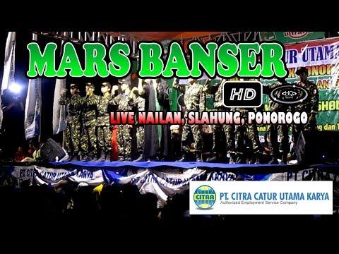 MARS BANSER GUS ALI GONDRONG MAFIA SHOLAWAT BIKIN SEMANGAT !!!