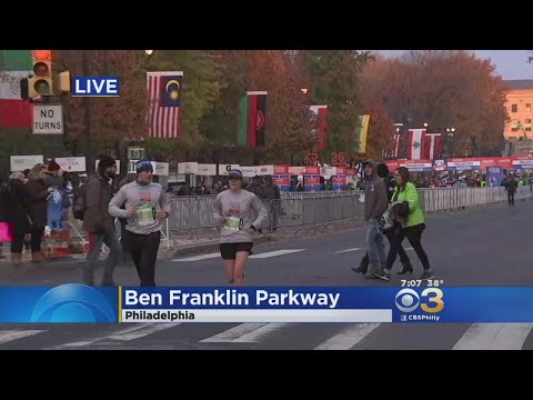 Philadelphia Marathon Weekend Draws Visitors From All Over The Nation