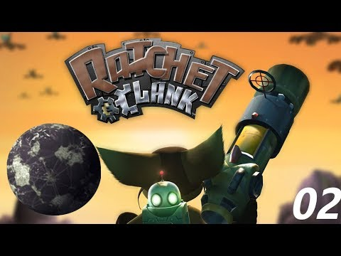 Ratchet & Clank | Part 2 | 1925 SciFi City