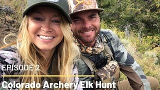 Colorado Archery Elk Hunt Episode 2: Elk Found!!