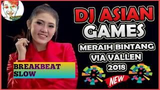 Gambar cover DJ VIA VALLEN [ MERAIH BINTANG ] • BASS NYA GILA BIKIN GELENG KEPALA | BREAKBEAT