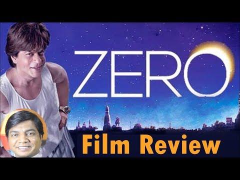 Zero film Review by Saahil Chandel | Shahrukh Khan | Anushka Sharma | Katrina Kaif