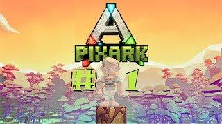 PixArk # 1 | Eine Mischung aus Ark und Minecraft | Mit YT ProgamePlay
