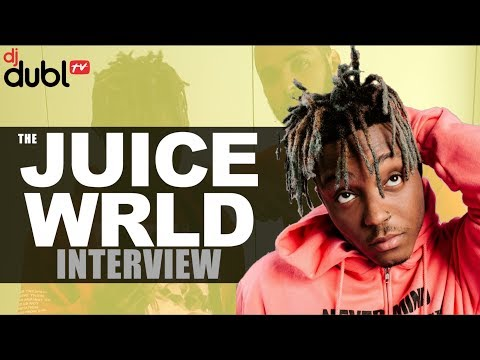 Juice WRLD Interview - xxxtentacion phone calls, 2Pac, meaning of '999' & Lucid Dreams blowing up!