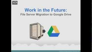 File Server Migration to Google Drive