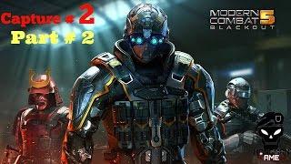 Modern Combat 5 | Blackout Android Walkthrough | Part 2 | Chapter 2 | Rinnoji Temple | Awakening