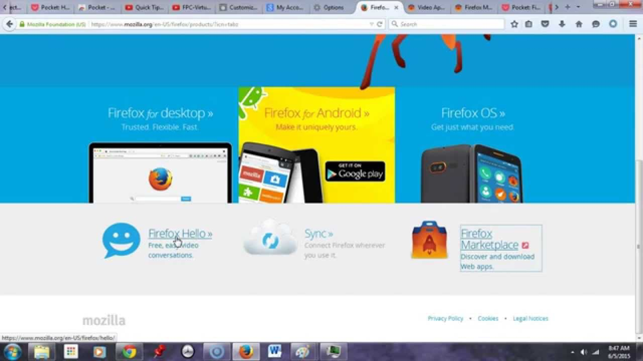 How-To Customize Mozilla Firefox Web Browser