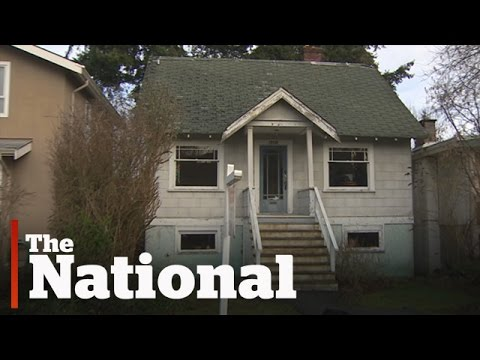 Rundown Vancouver house selling for $2.4M