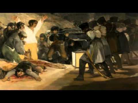 Analisis De Obra Los Fusilamientos Del 3 De Mayo Youtube