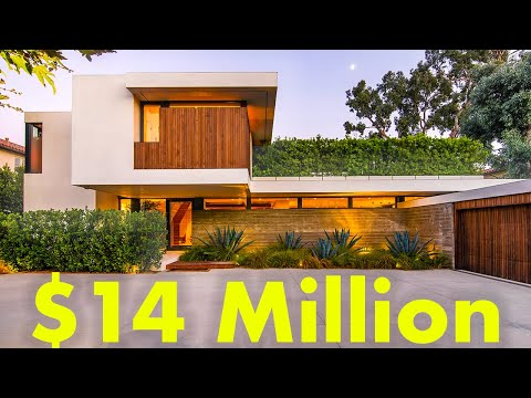 14 Million Dollar California Mansion Tour