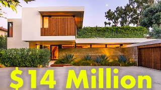 14 Million Dollar California Mansion Tour