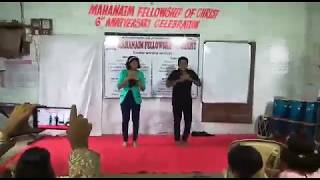 Beimtihaan - Christian dance by Aashish and Anchita