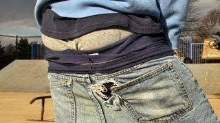 Saggy Pants BANNED - Racial Profiling?