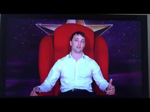 Hilarious Chris O Dowd story on Graham Norton Red Chair!