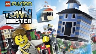 LEGO® FUSION Town Master - Lego Build Game GamePlay