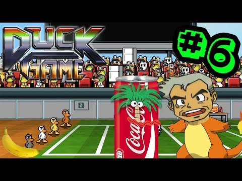 Duck Game 6: Coco Cola
