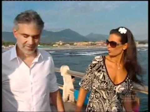 Andrea Bocelli - Interview