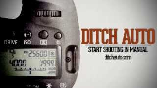 Ditch Auto: Start Shooting In Manual