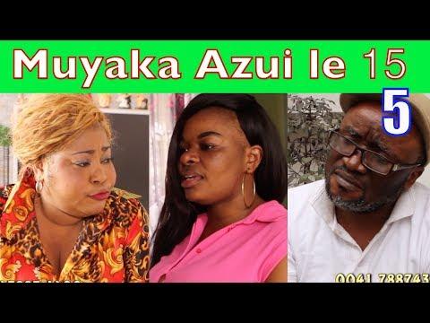 MUYAKA AZUI LE 15 Episode 5 Nouveauté Ebakata,Belvie,Paka Lowi,Mosantu,Buyibuyi,Daddy,Ibutu
