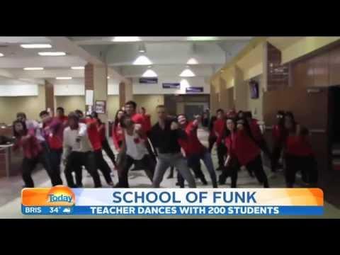School of Funk! Scot Pankey Austrialia Interview