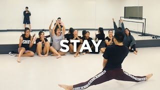 Stay - Zedd Feat. Alessia Cara (Dance Video) | @besperon Choreography