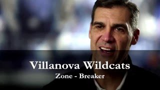 Villanova Wildcats Zone Breaker Set