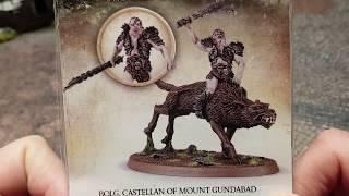Unboxing Bolg, Catellan of Mount Gundabad#14 [Swe]