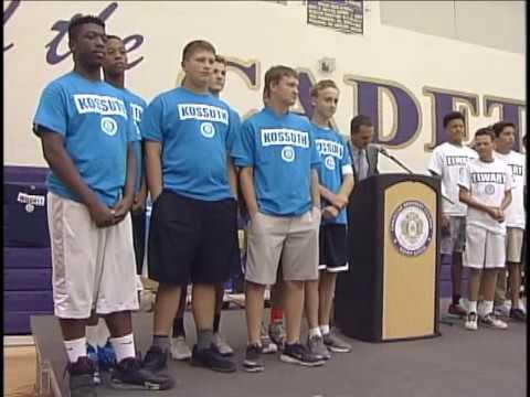 2016 Freshman Orientation Games Ceremony