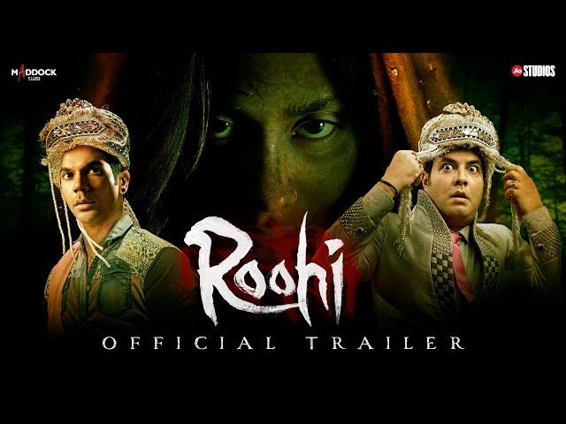 Roohi - Official Trailer | Rajkummar Janhvi  Varun | Dinesh Vijan | Mrighdeep Lamba | Hardik Mehta
