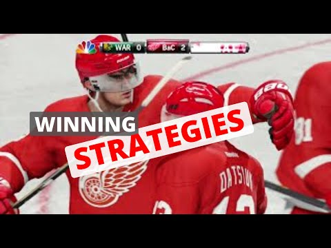 STRATEGIES that Work!! - NHL 15 Tips