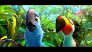 Filme Rio 2 arara Blue encontra o pai na floresta   Lançamento março 2014