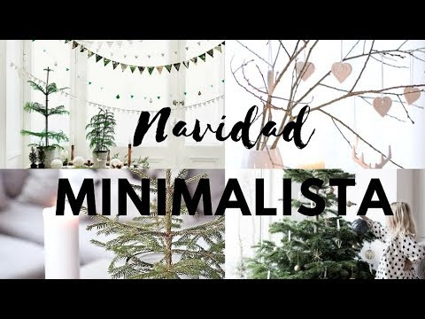 Decoraciones navidenas minimalistas navidad minimalista youtube - Decoracion navidena minimalista ...