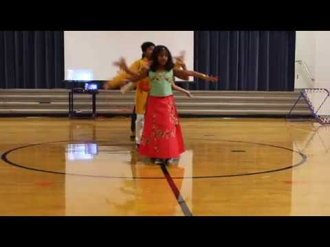 JEYANYAA DANCE AT NAVIN ELEMENTARY SCHOOL DEC2019