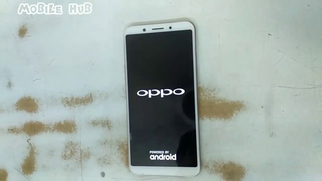 Oppo A 83 hard reset           for hanging problems